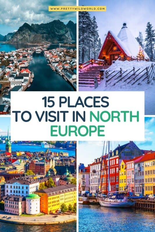 Places to Visit in North Europe | northern europe travel, europe travel tips, europe travel places, adventures in europe, europe adventure, europe destinations, things to do in europe, europe travel destinations, places to visit in europe, ultimate europe trip, travel destinations europe #europe #traveldestinations #traveltips #travelguide #travelhacks #bucketlisttravel #amazingdestinations #travelideas #traveltheworld