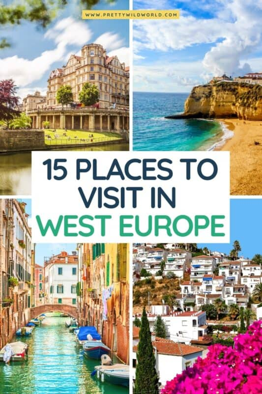 Places to Visit in West Europe | western europe travel, travel europe tips, top europe destinations, travel europe destinations, europe travel tips, adventures in europe, europe adventure, europe destinations, things to do in europe, europe travel destinations, places to visit in europe #europe #traveldestinations #traveltips #travelguide #travelhacks #bucketlisttravel #amazingdestinations #travelideas #traveltheworld