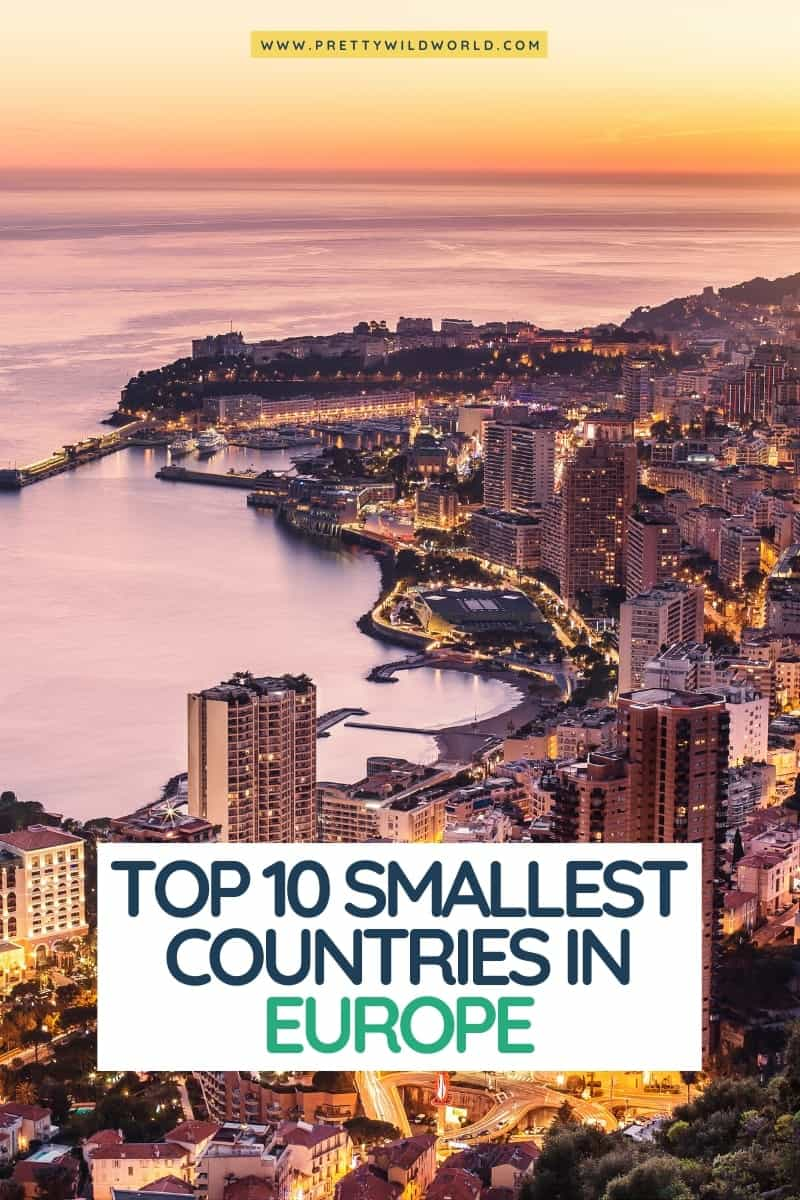 Looking for the smallest countries in Europe? smallest countries in the europe, the smallest countries in europe, smallest countries in europe area, what are the smallest countries in europe, smallest countries in europe population, smallest countries of europe, smallest countries in european union, smallest countries in eu #europe #traveldestinations #traveltips #travelguide #travelhacks #bucketlisttravel #amazingdestinations #travelideas #traveltheworld