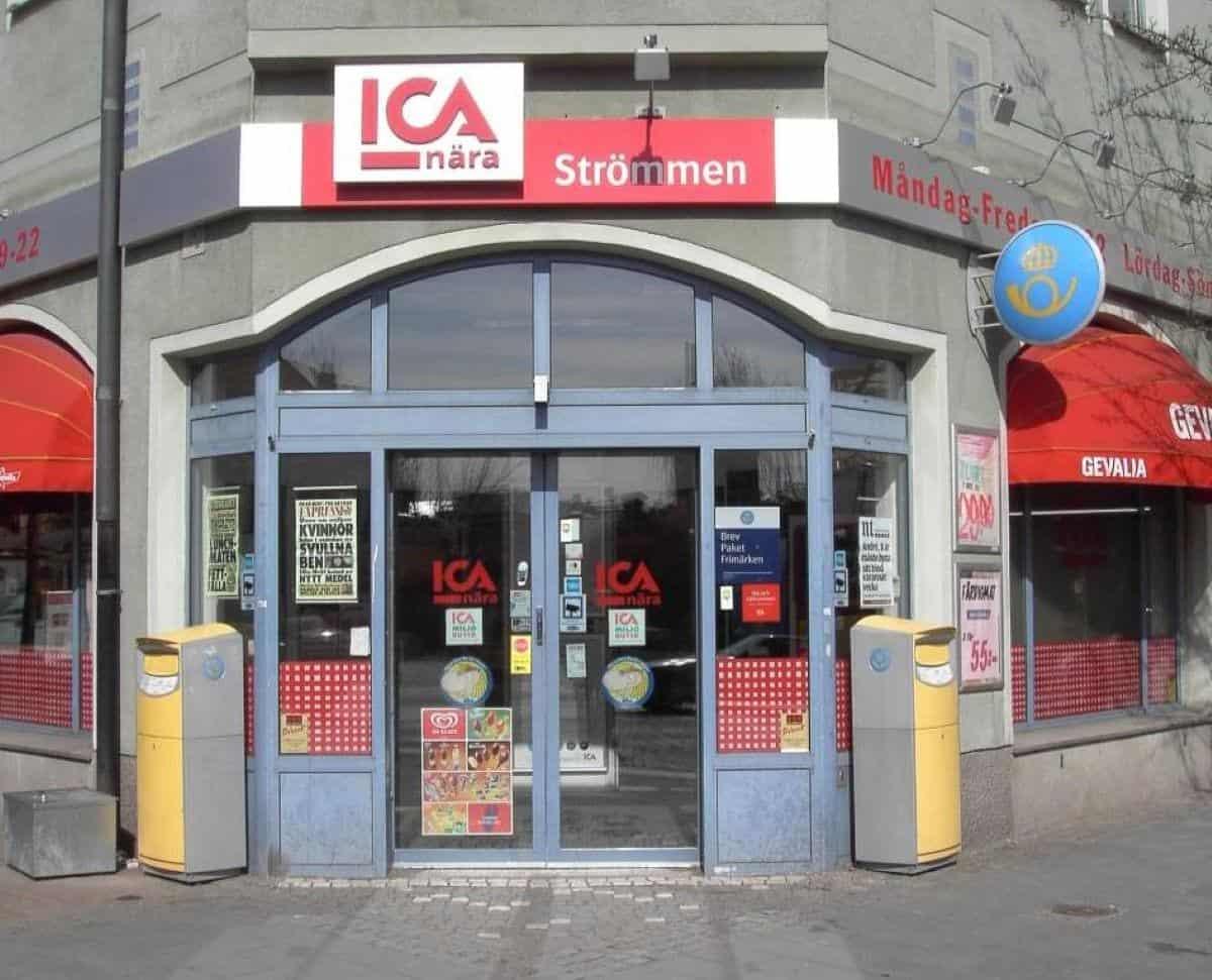 ICA sweden
