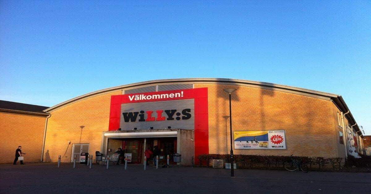 Willys Helsingborg Sweden