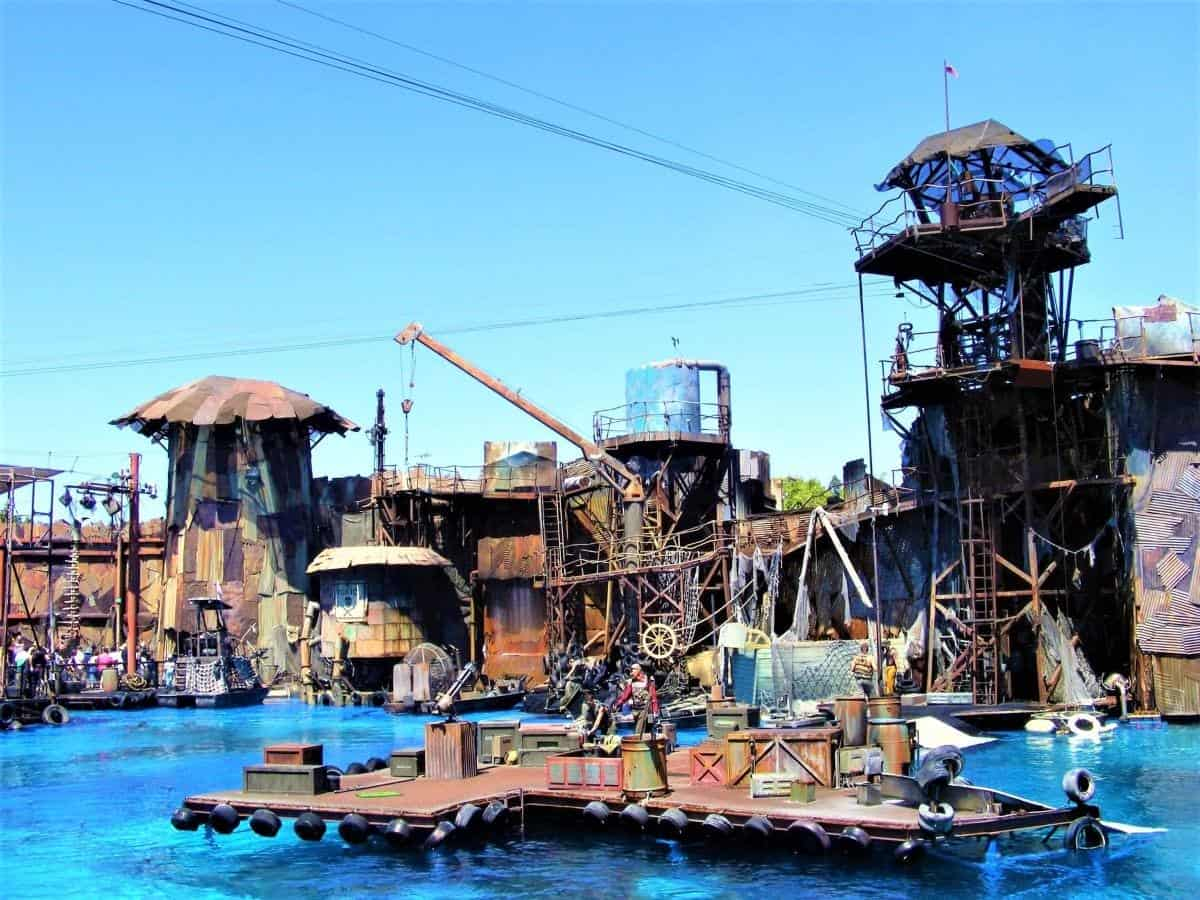 Amusement parks in USA: Universal Studios Hollywood