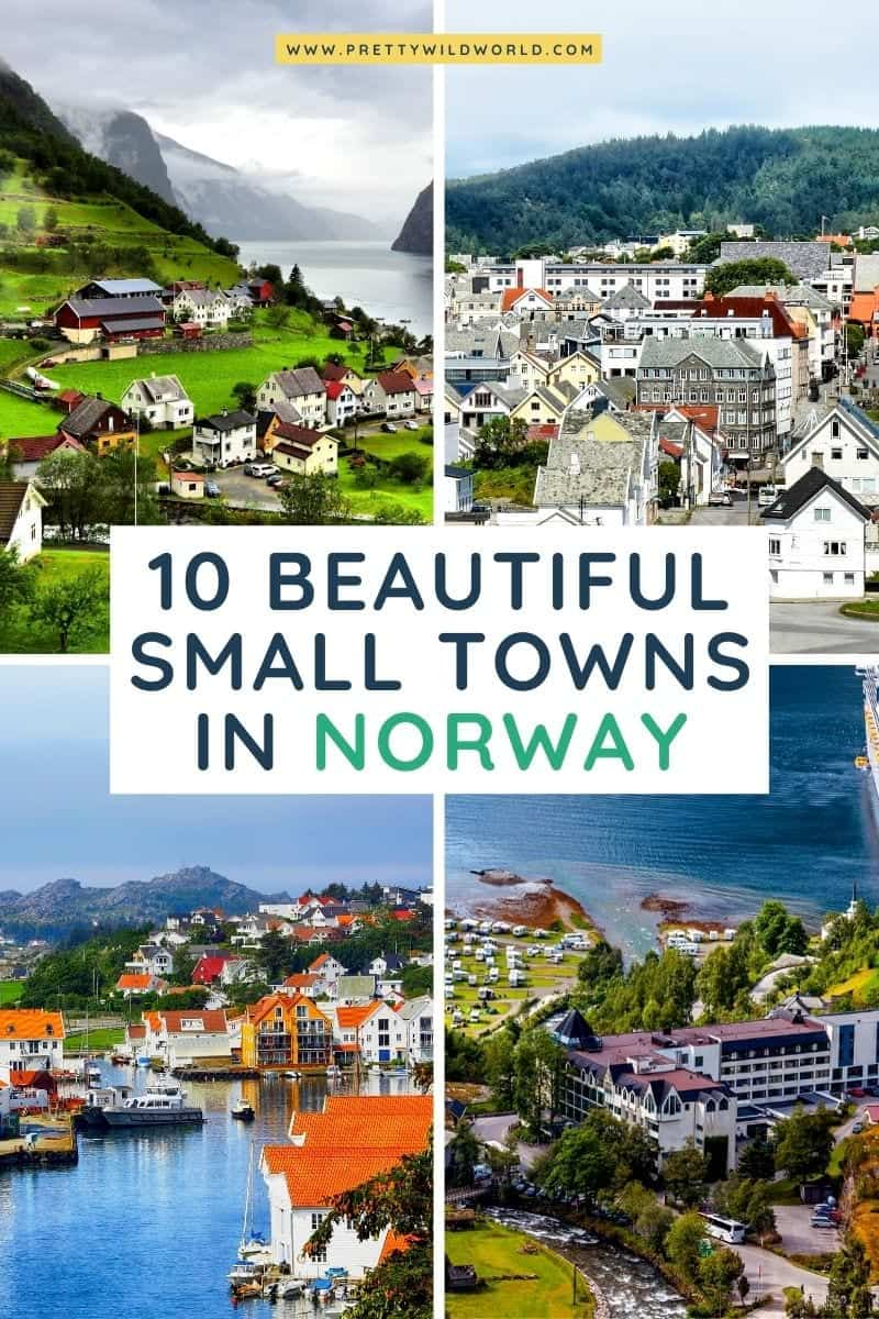 BEAUTIFUL SMALL TOWNS IN NORWAY