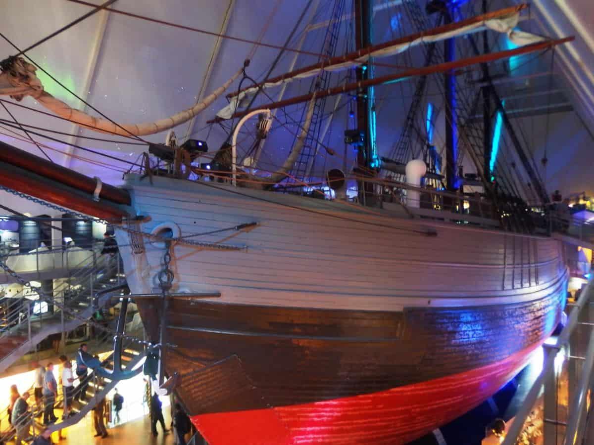 Fram Polar Ship Museum