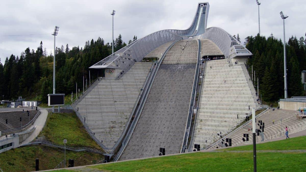 Homenkollen Ski Museum