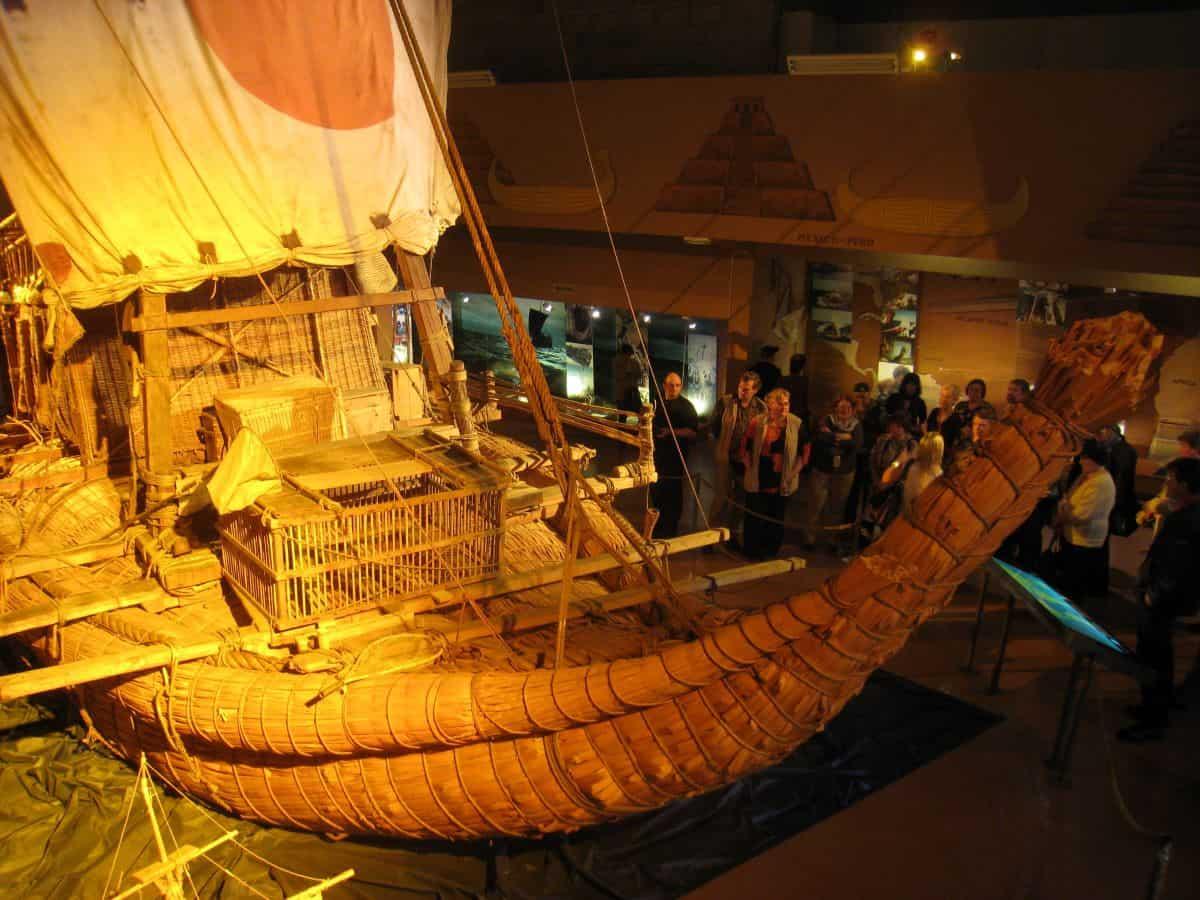 Kon Tiki Museum Oslo Norway