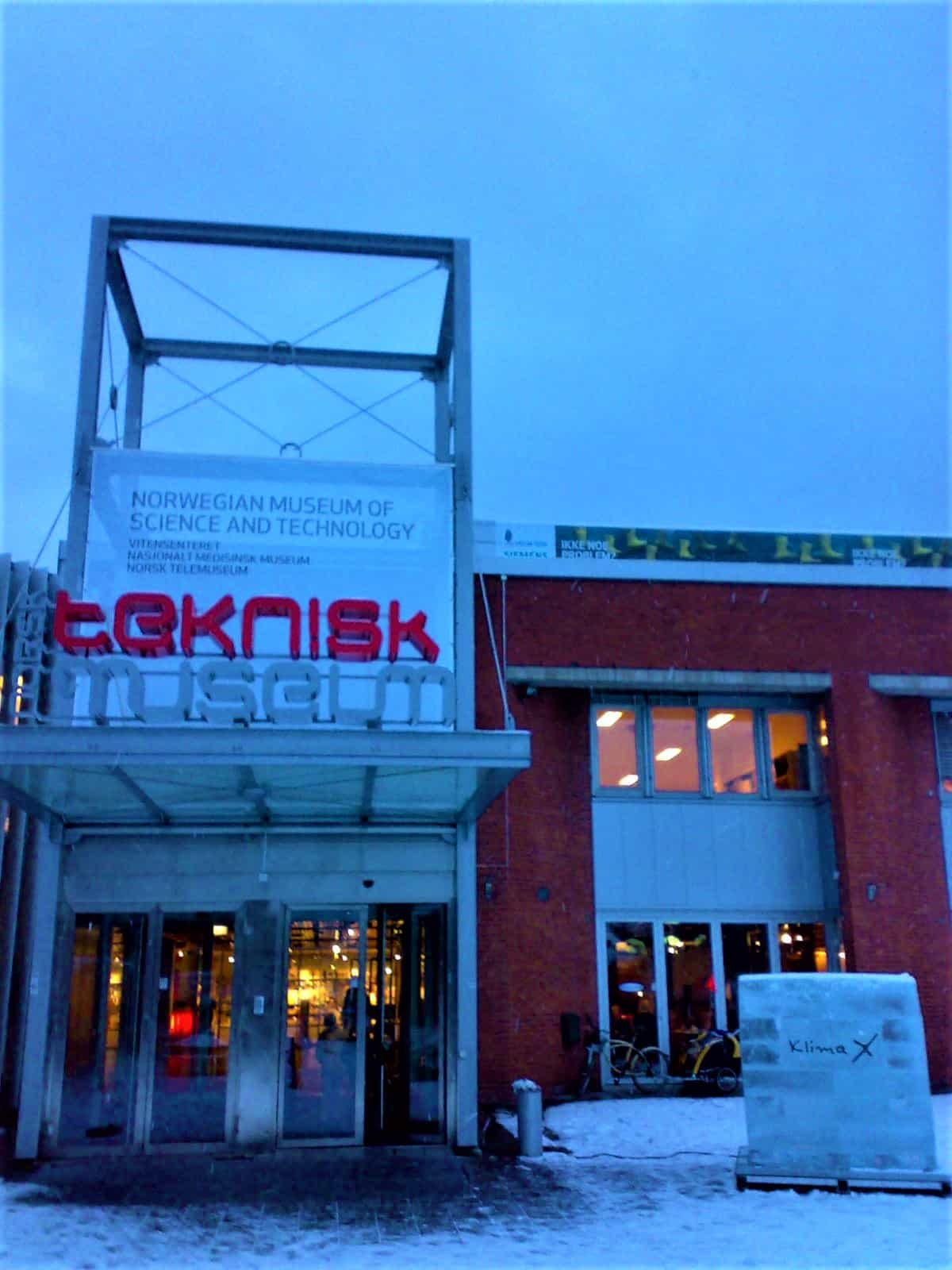 Museums in Oslo: Norwegian Museum of Science and Technology