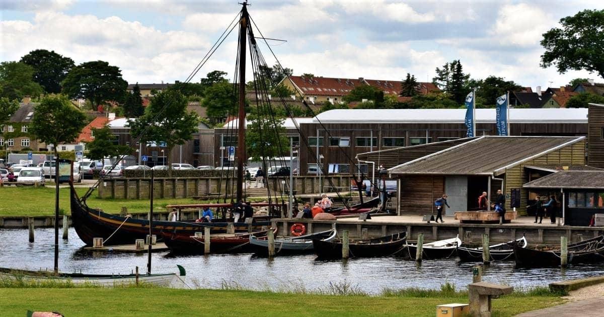 Viking Ship Museum Roskkilde