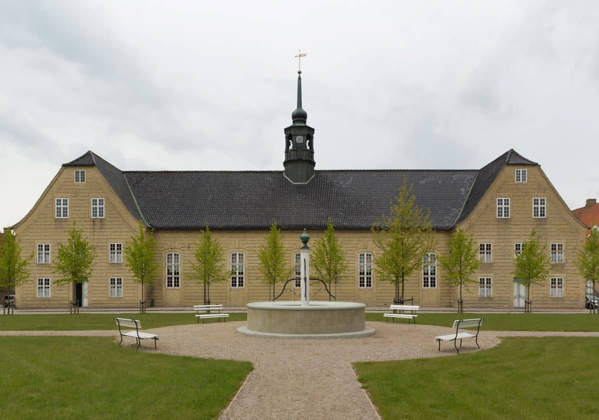 UNESCO Heritage Sites in Denmark: Christiansfeld by the Moravian Church