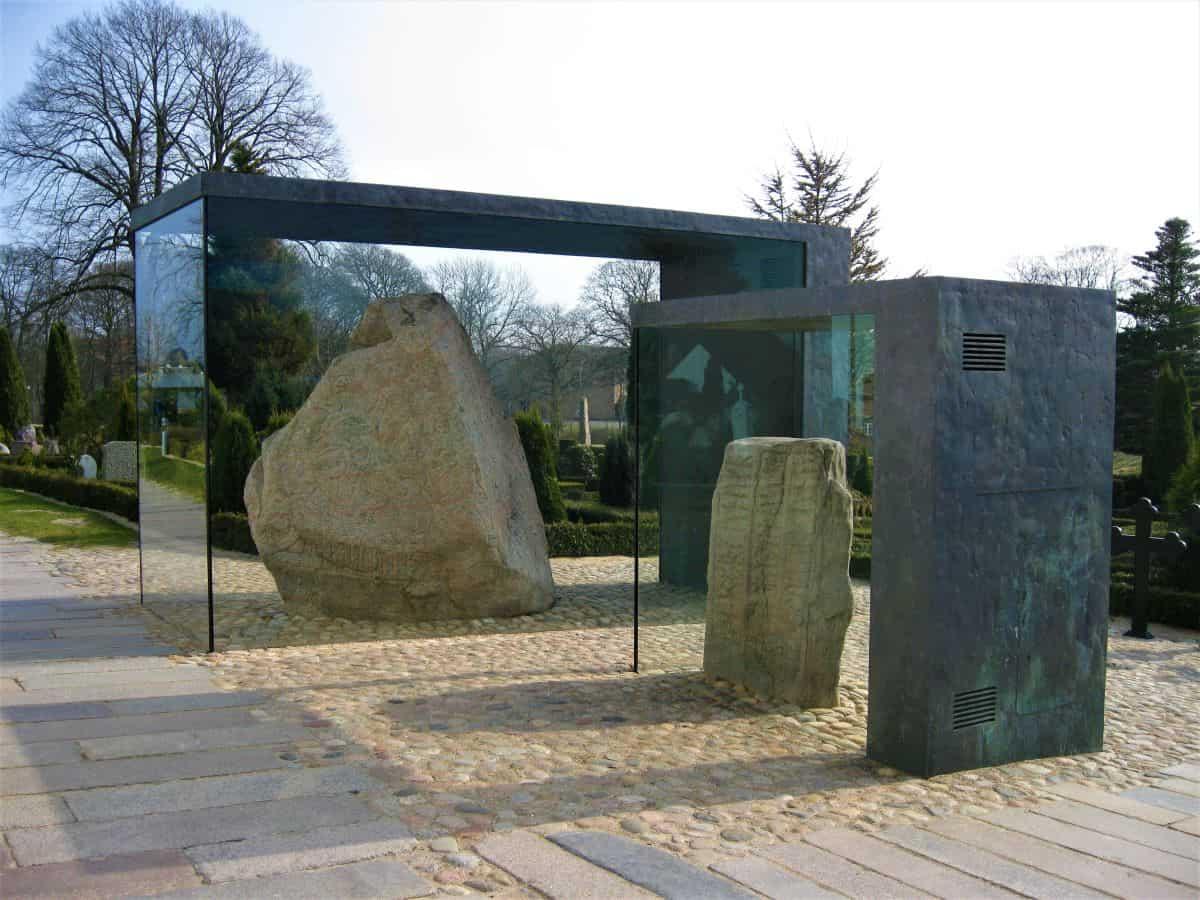 Runic Stones Denmark
