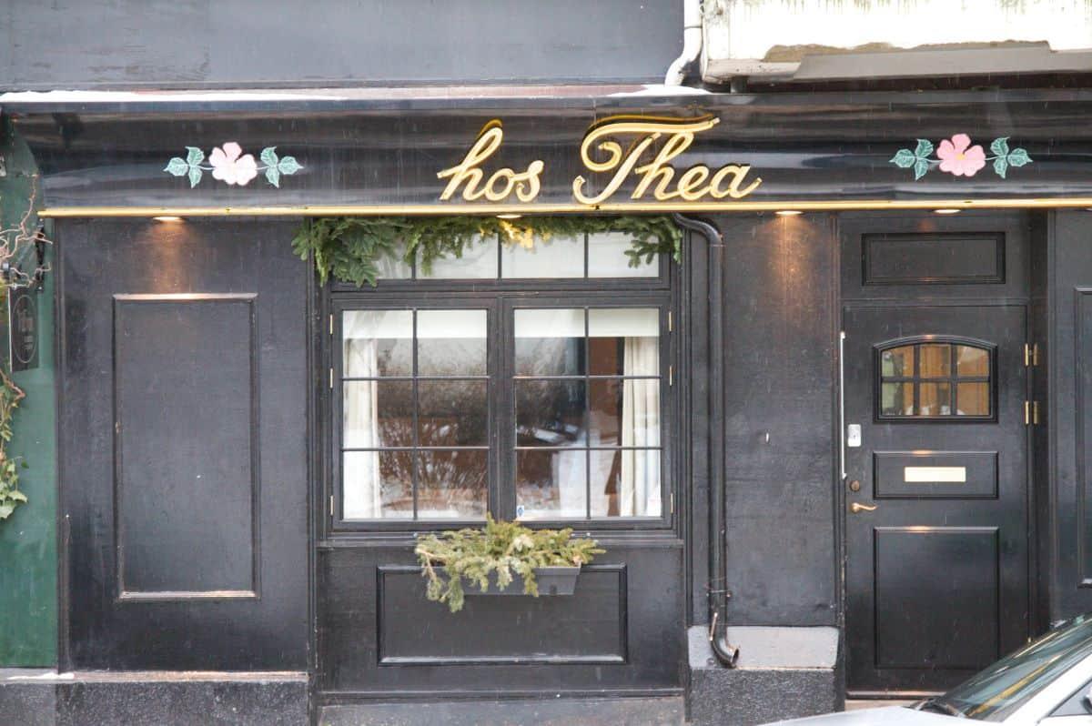 Best restaurants in Oslo: Hos Thea