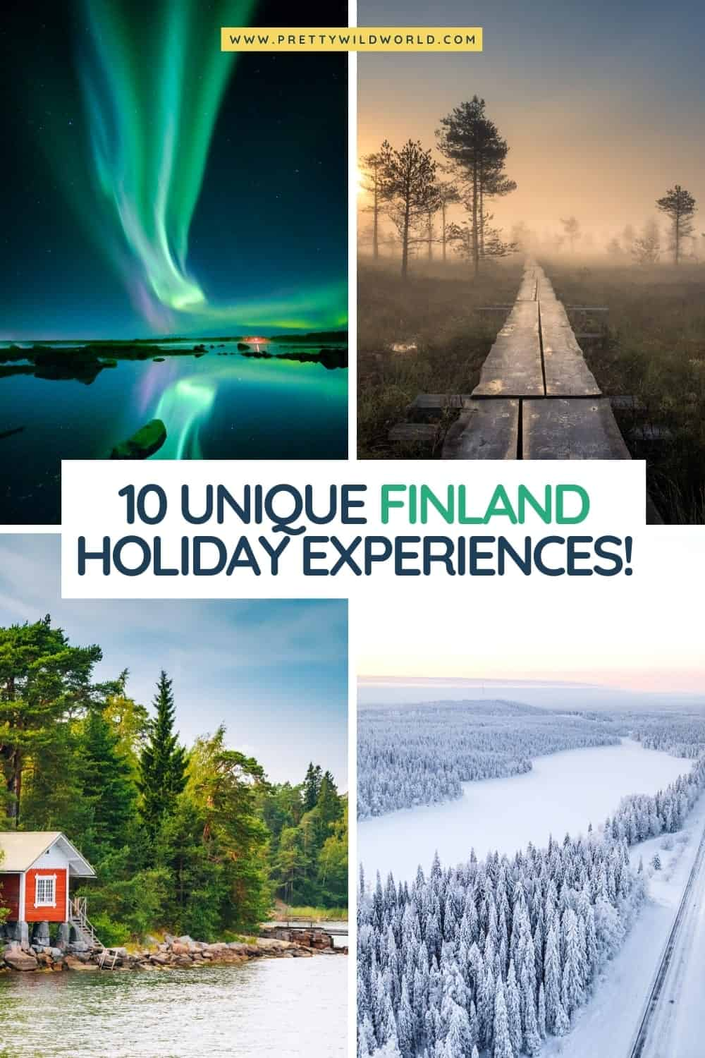 Don't miss the chance to experience the best Finland holidays during winter and summer. Here are the 10 best things to do in Finland for an awesome holiday. #travel #finland #europe #travelexperience