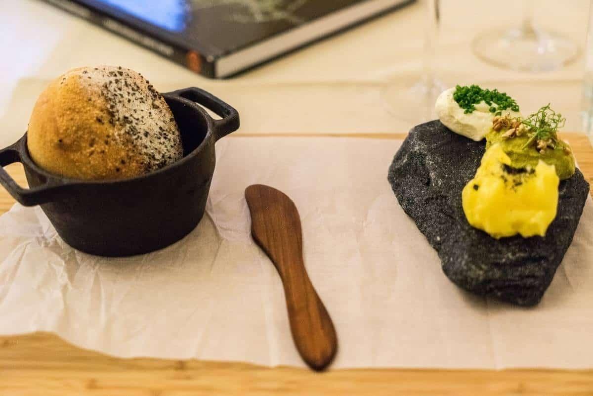 Ravintola Olo Bread OLO Helsinki Finland