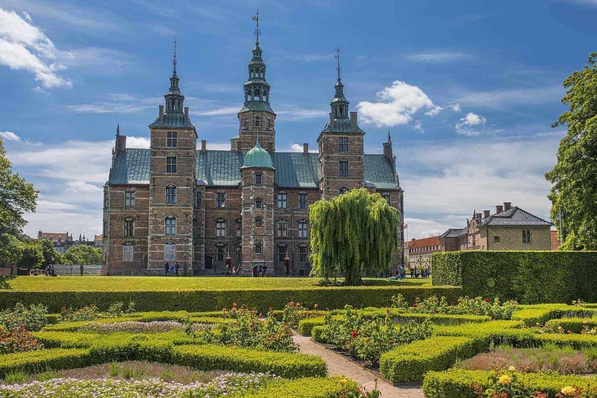 spring destinations in europe copenhagen denmark castle of rosenborg