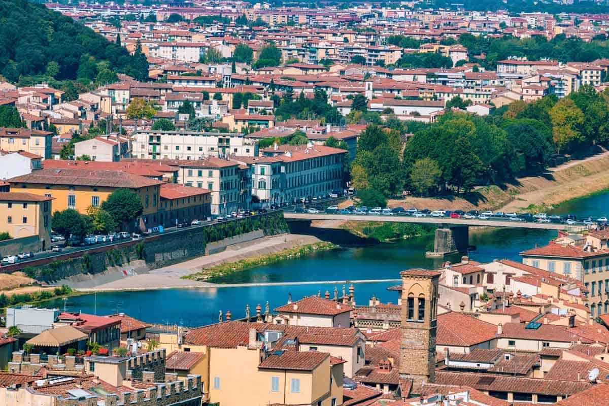 spring destinations in europe florence italy