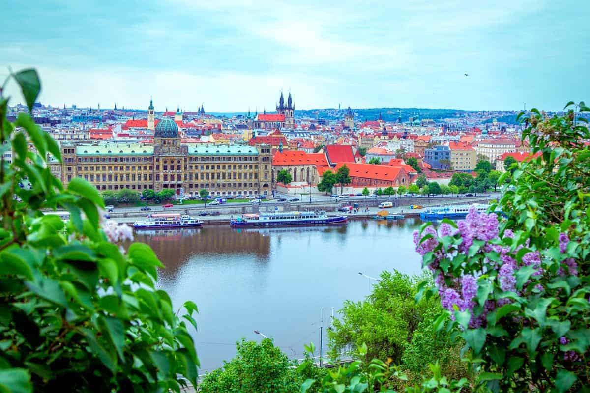 spring destinations in europe prague czech republic