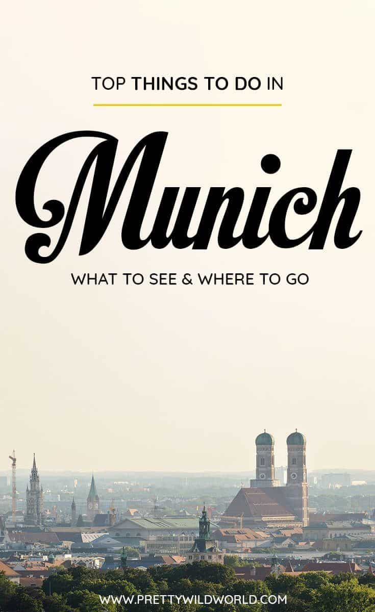 Top 10 Things to do in Munich (Germany)