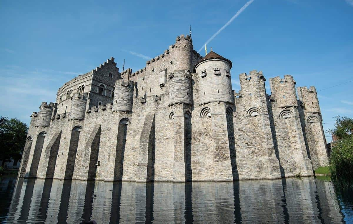 top tourist attractions and things to do in Ghent Gravensteen