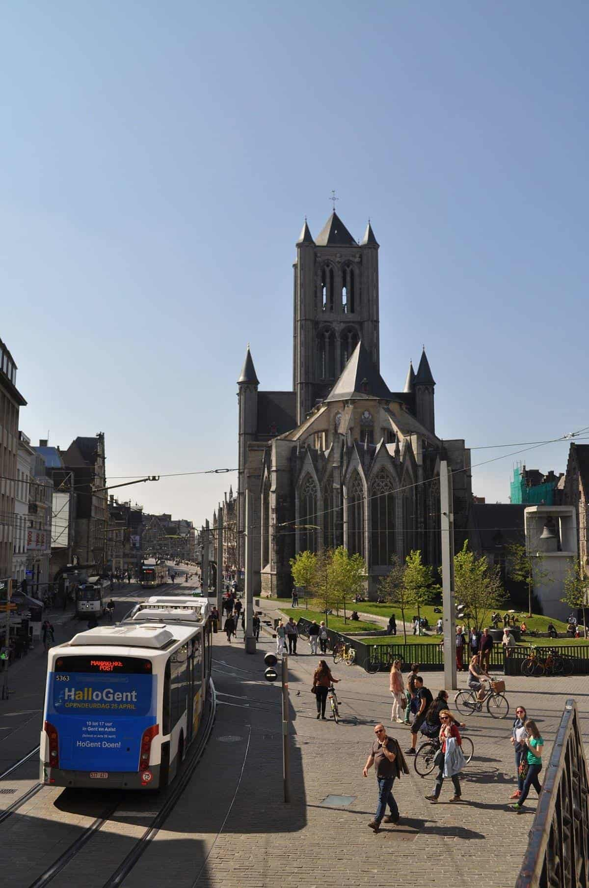 things to do in Ghent St Baafskathedraal