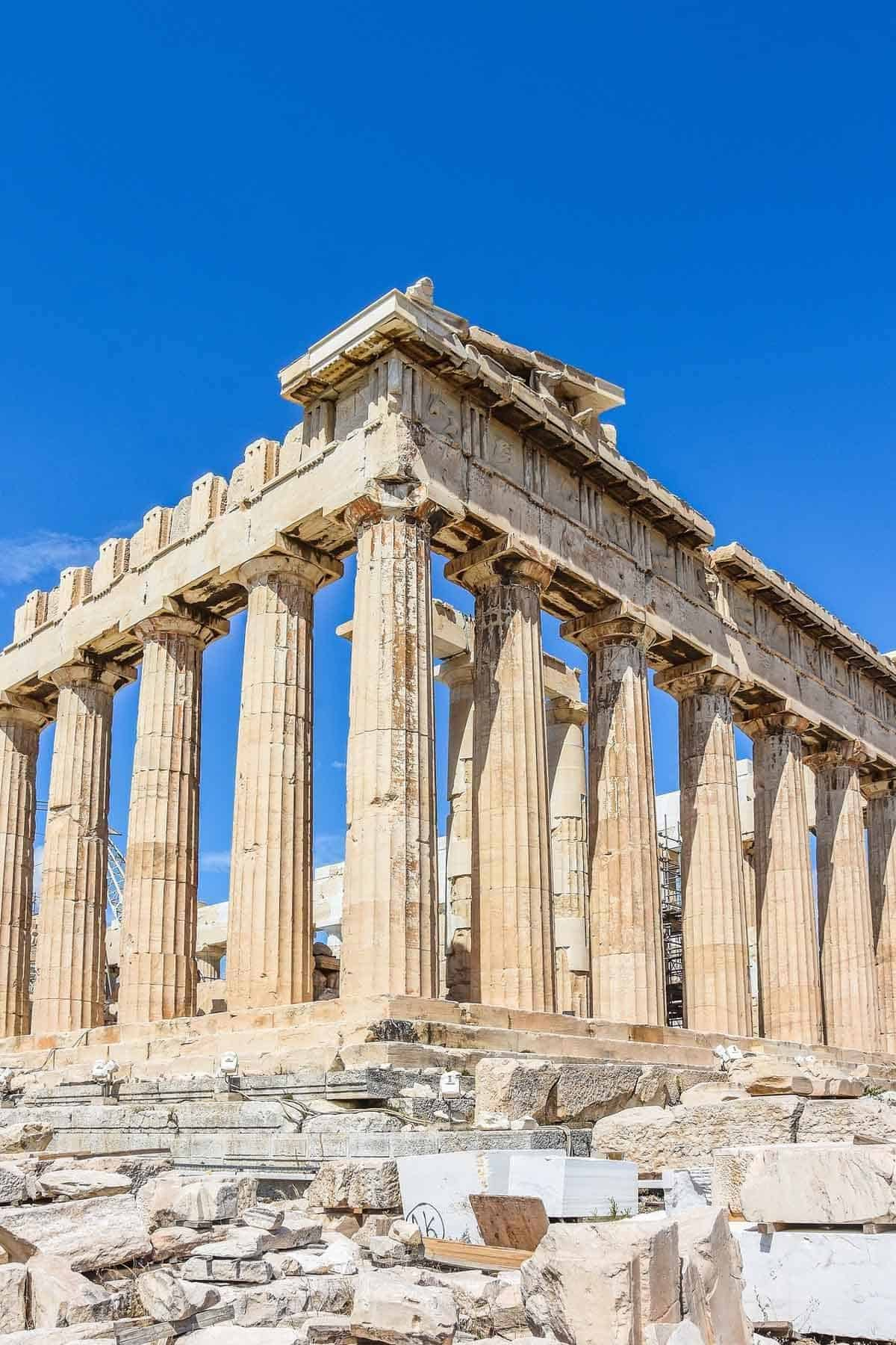 top tourist attractions in athens greece acropolis