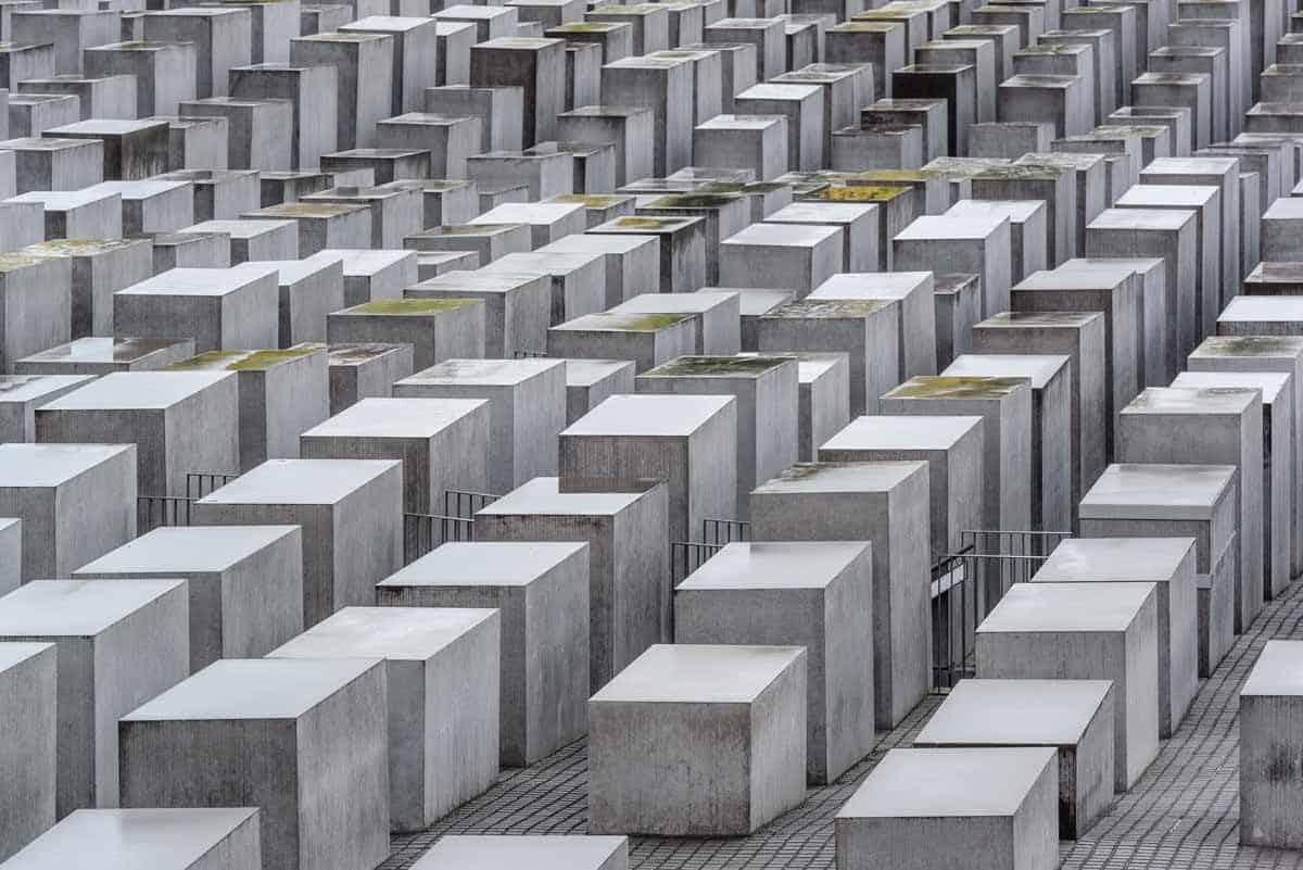 top tourist attractions in berlin germany holocaust memorial