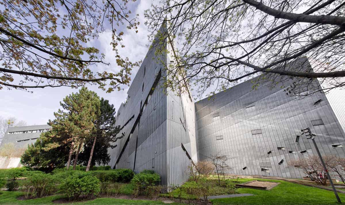 top tourist attractions in berlin germany jewish museum