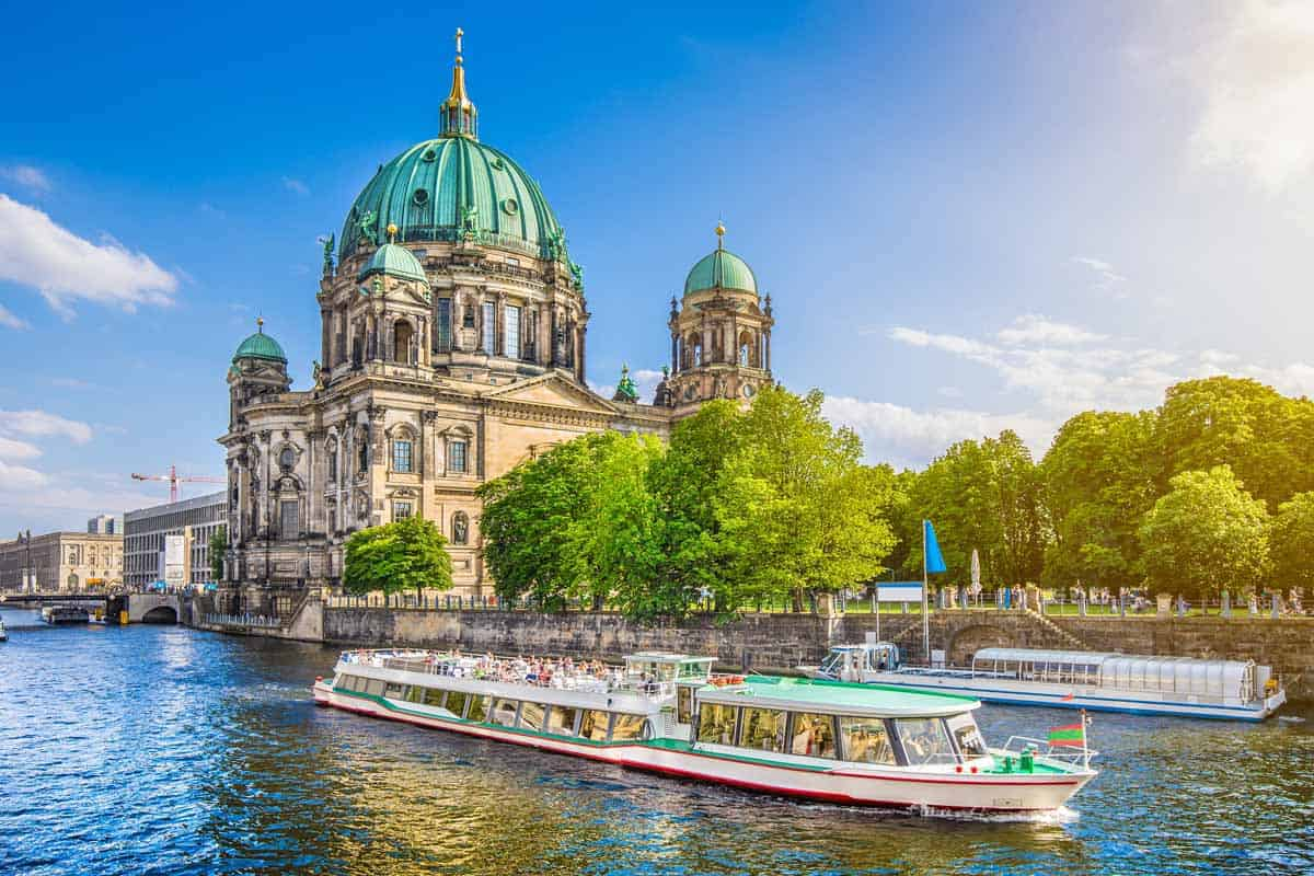 top tourist attractions in berlin germany museum island