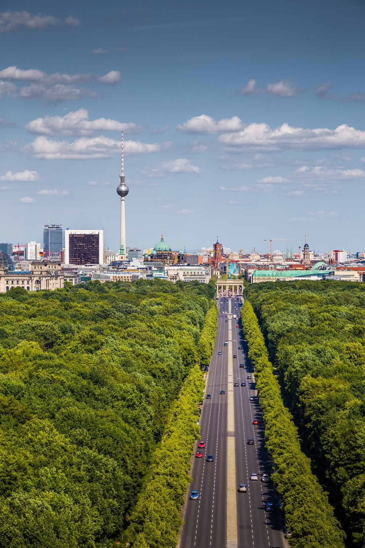 top tourist attractions in berlin germany tiergarten