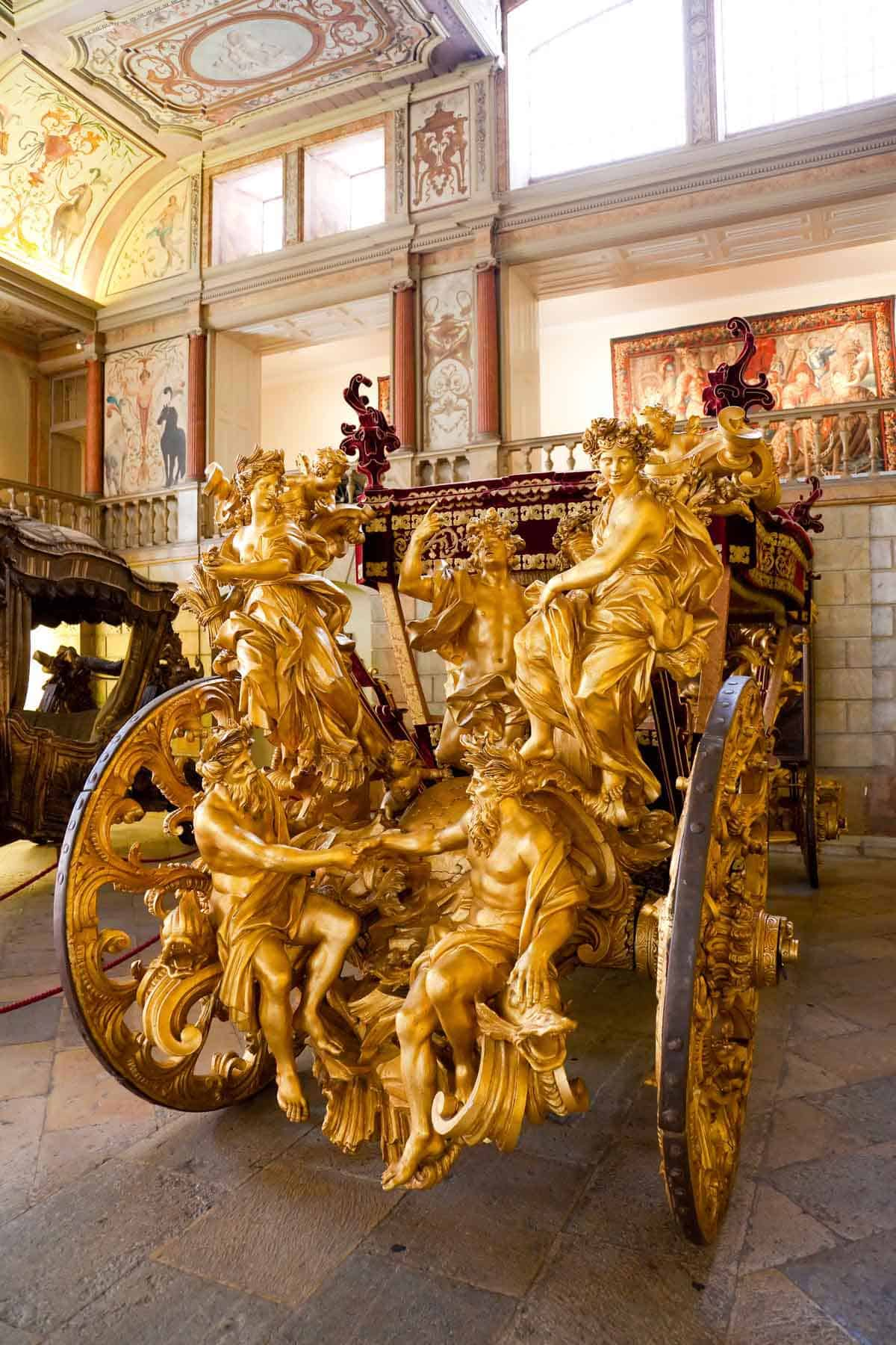 top tourist attractions in lisbon portugal coach museum