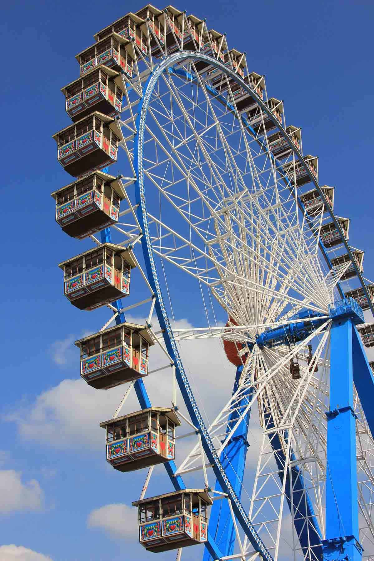 top tourist attractions in munich germany oktoberfest
