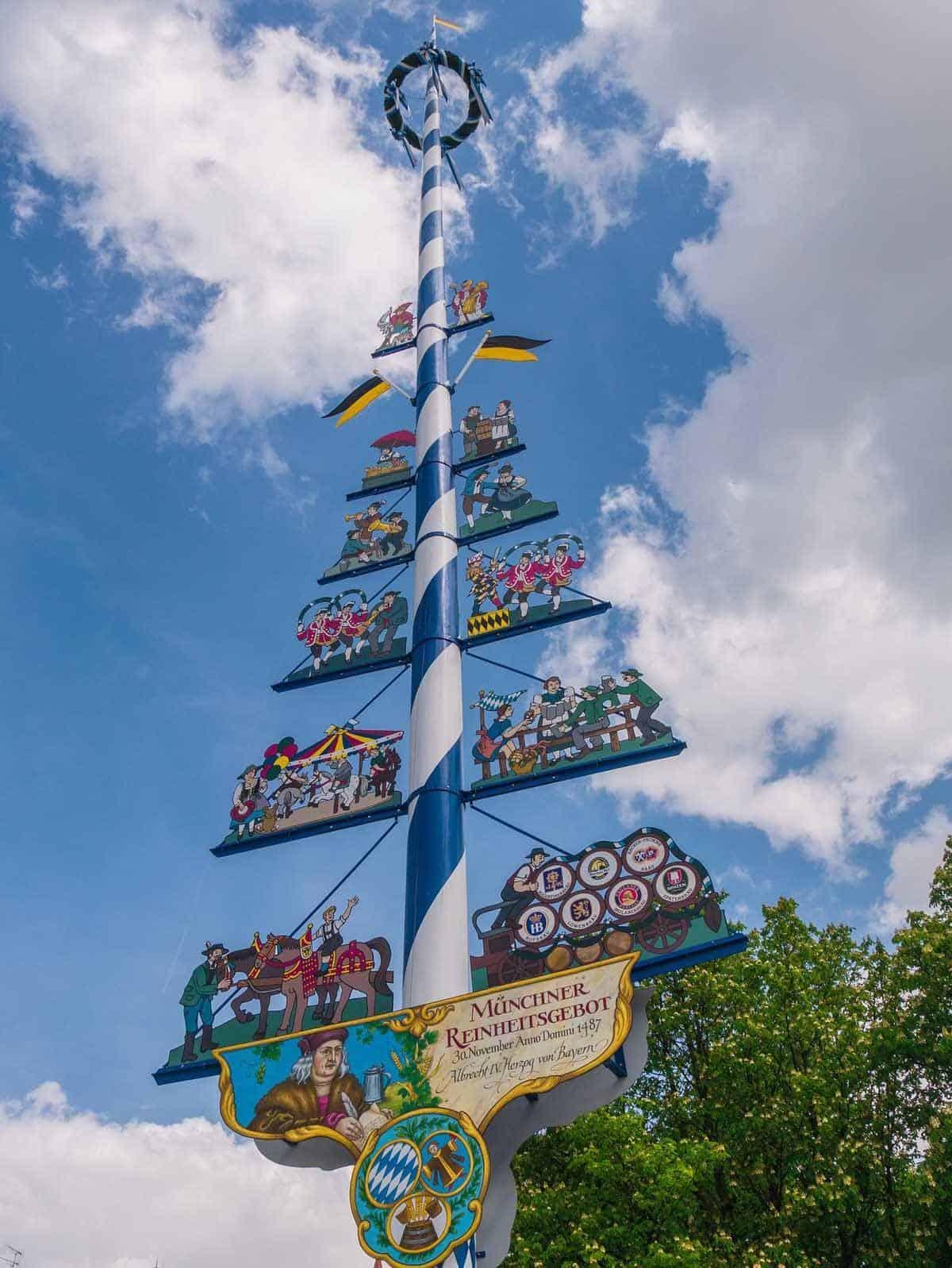 top tourist attractions in munich germany viktualienmarkt