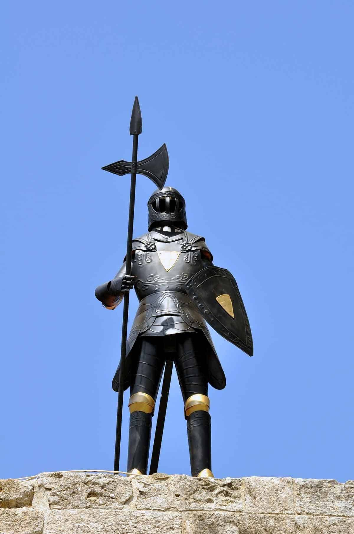 top tourist attractions in rhodes greece fortress knight