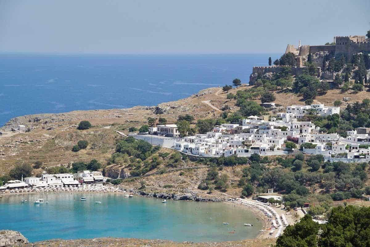 top tourist attractions in rhodes greece lindos