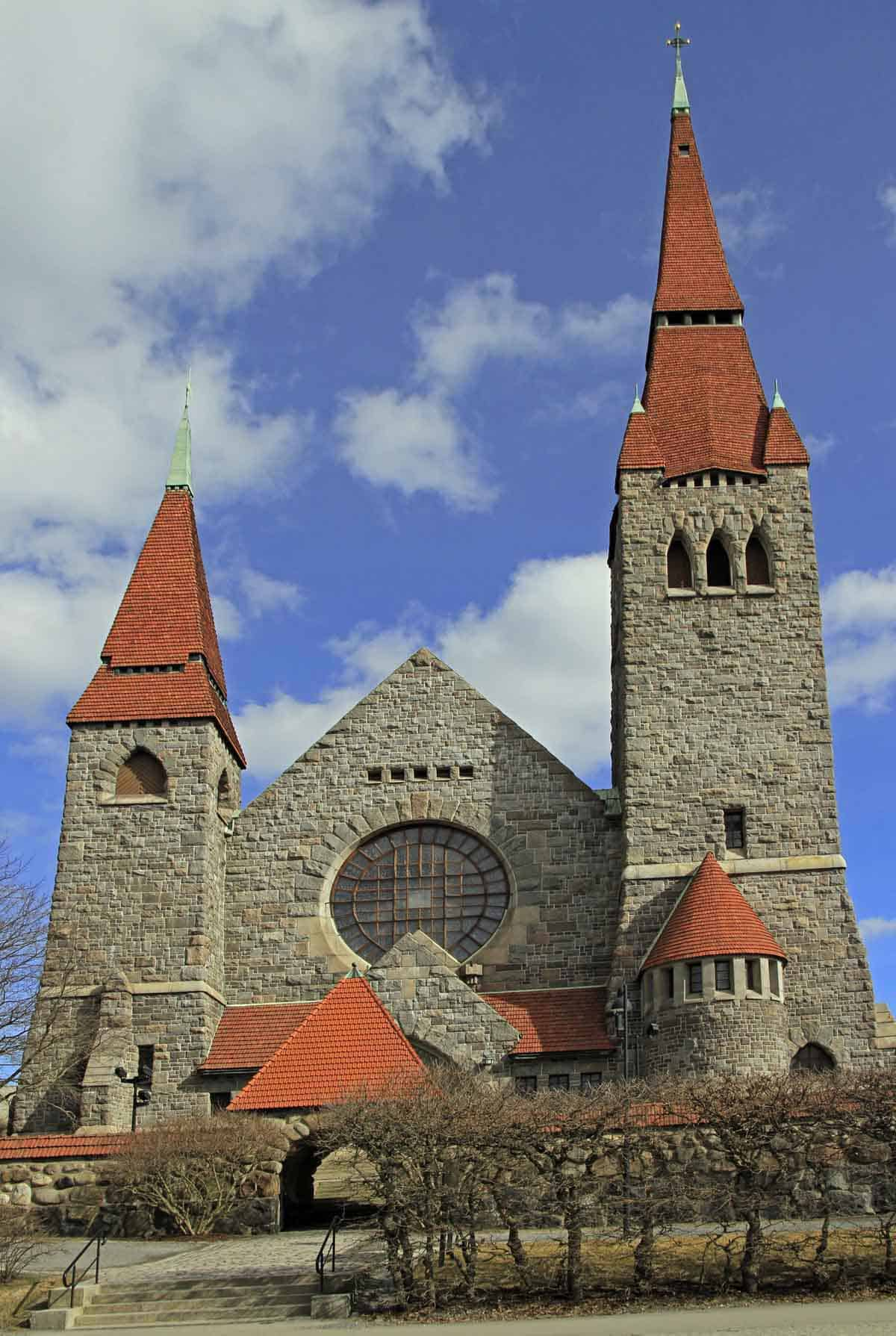 top tourist attractions in tampere finland cathedral