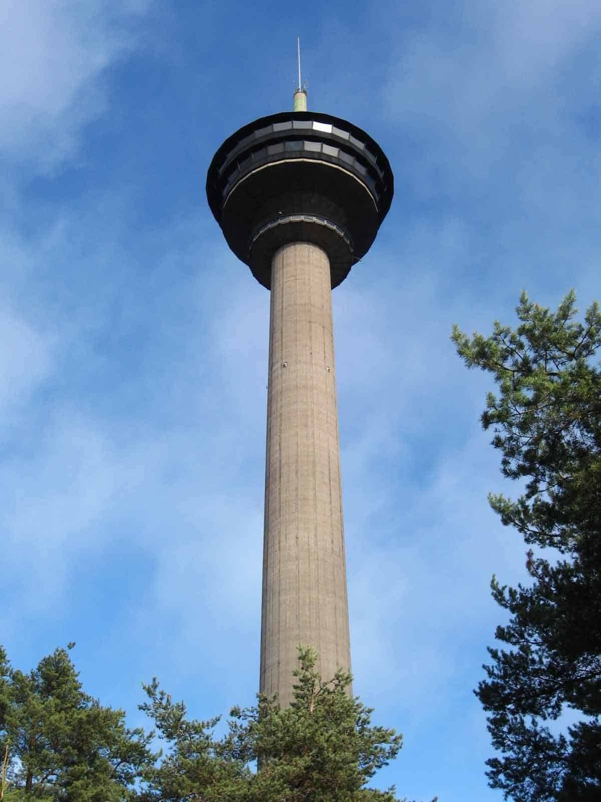 top tourist attractions in tampere finland nasinneula tower
