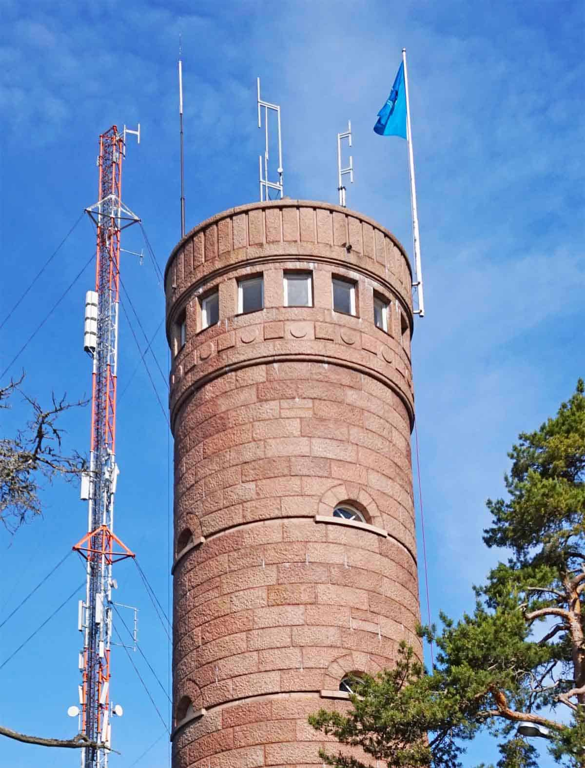 top tourist attractions in tampere finland pyynikki observation tower