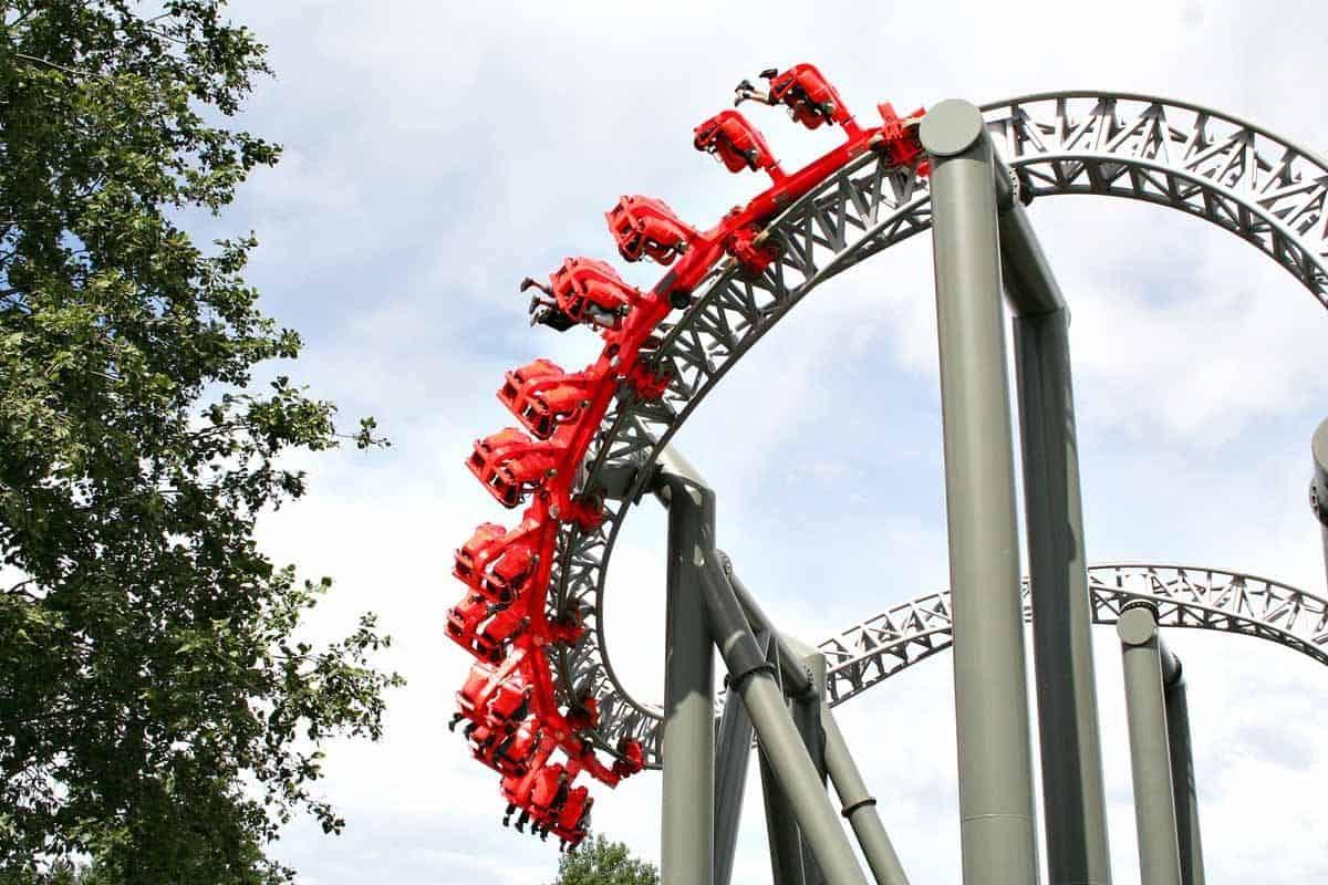 top tourist attractions in tampere finland sarkanniemi lunapark ride