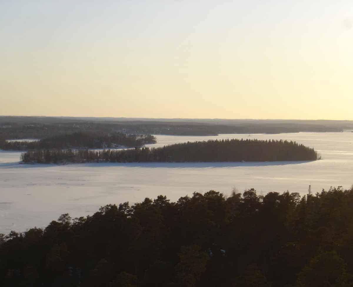 top tourist attractions in tampere finland viikinsaari island